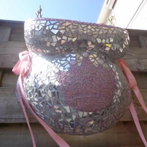 Gipsbuiken met mozaiëk